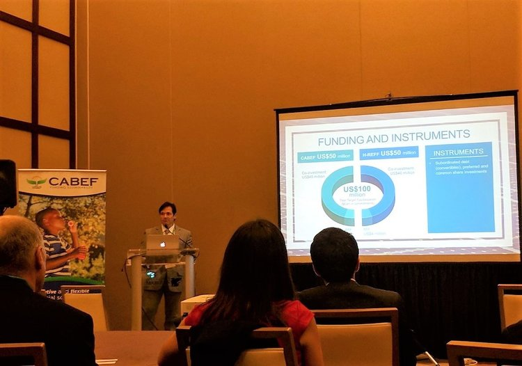 Deetken Impact was invited to the Conference by one of our partners in the region, the Caribbean Basin Sustainable Energy Fund (CABEF).