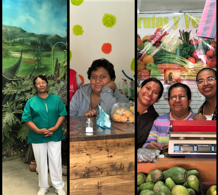 It is easy to forget that there are real people... individuals, families, children, and parents who are positively impacted by the simple choice to invest your money in positive progress. These are personal stories of the impact Deetken Impact is making on people in Mexico.