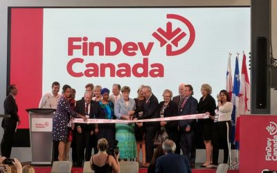 Canada launched its development finance institution