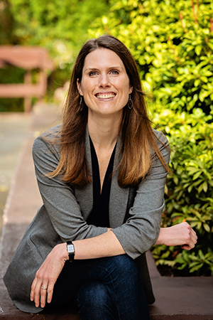Alexa Blain, Managing Partner Deetken Impact