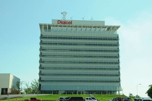 Digicel building in Kingston, Jamaica is another energy efficiency project by EDL